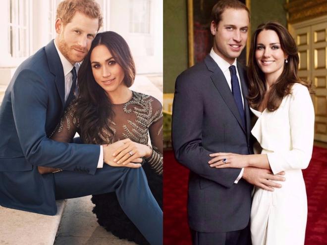 """Cùng dự sự kiện, Meghan Markle """"chơi trội"""" hơn công nương Kate Middleton khi diện hẳn váy đắt gấp 10 lần - Ảnh 7."""