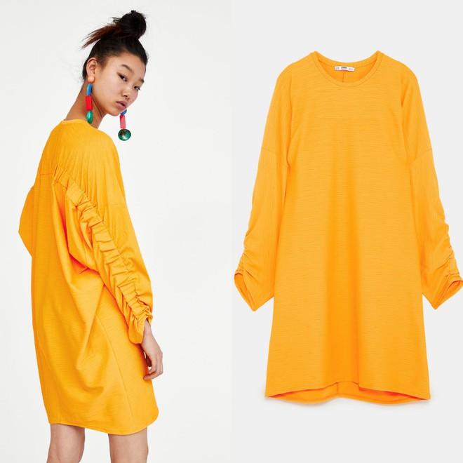 Màu vàng đang chiếm sóng khắp nơi, Zara và H&M cũng cho ra mắt loạt áo váy với giá chưa đến 1 triệu đây này! - Ảnh 16.