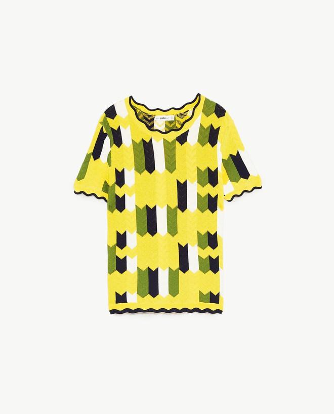 Màu vàng đang chiếm sóng khắp nơi, Zara và H&M cũng cho ra mắt loạt áo váy với giá chưa đến 1 triệu đây này! - Ảnh 13.
