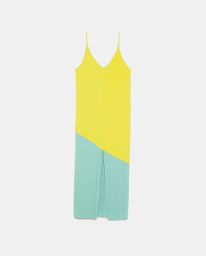 Màu vàng đang chiếm sóng khắp nơi, Zara và H&M cũng cho ra mắt loạt áo váy với giá chưa đến 1 triệu đây này! - Ảnh 15.