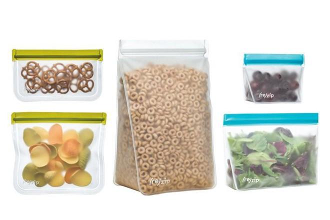 """Bí quyết hô biến tủ lạnh """"đầy lại vơi"""" nhờ sử dụng các loại túi đựng thức ăn an toàn này - Ảnh 1."""