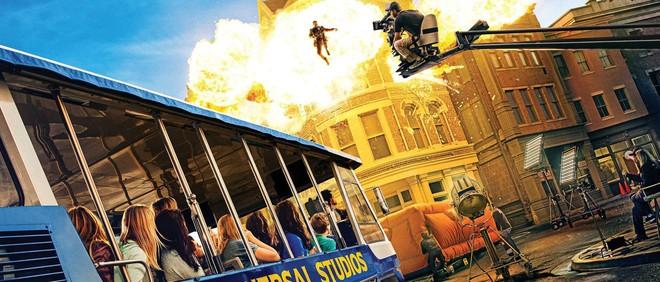 Đột nhập phim trường Universal mới phát hiện ra 7 sự thật thú vị được giấu nhẹm từ xưa tới nay - Ảnh 1.