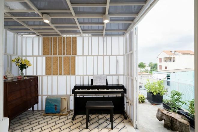 Ngôi nhà 50m² trong hẻm nhỏ đẹp chẳng kém resort ở Sài Gòn - Ảnh 16.