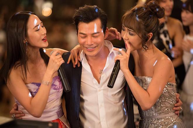 Trần Bảo Sơn bật mí chuyện đóng cảnh thân mật với mỹ nhân Hoa ngữ  - Ảnh 4.