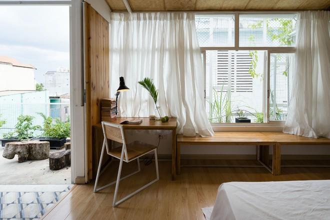 Ngôi nhà 50m² trong hẻm nhỏ đẹp chẳng kém resort ở Sài Gòn - Ảnh 12.