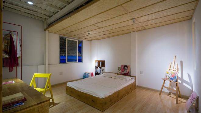 Ngôi nhà 50m² trong hẻm nhỏ đẹp chẳng kém resort ở Sài Gòn - Ảnh 18.