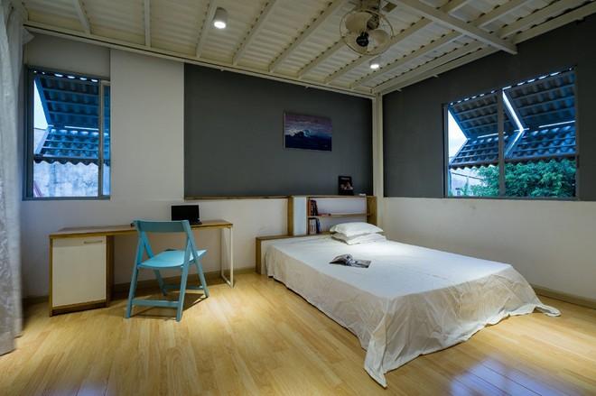 Ngôi nhà 50m² trong hẻm nhỏ đẹp chẳng kém resort ở Sài Gòn - Ảnh 20.
