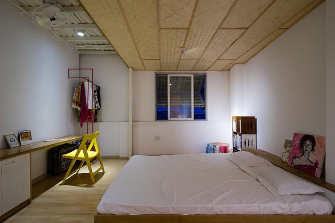 Ngôi nhà 50m² trong hẻm nhỏ đẹp chẳng kém resort ở Sài Gòn - Ảnh 19.