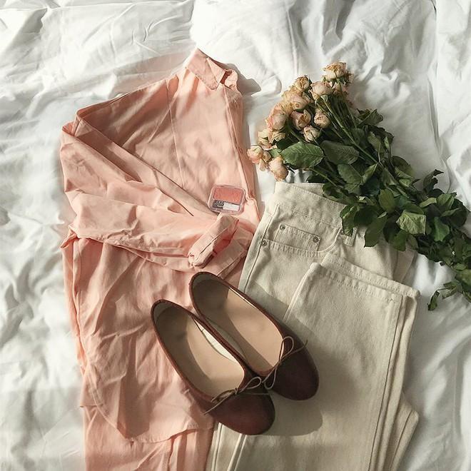 Sơ mi màu pastel - chiếc áo cực yêu mà các fan của áo sơ mi không thể không sắm mùa Xuân/Hè này - Ảnh 5.