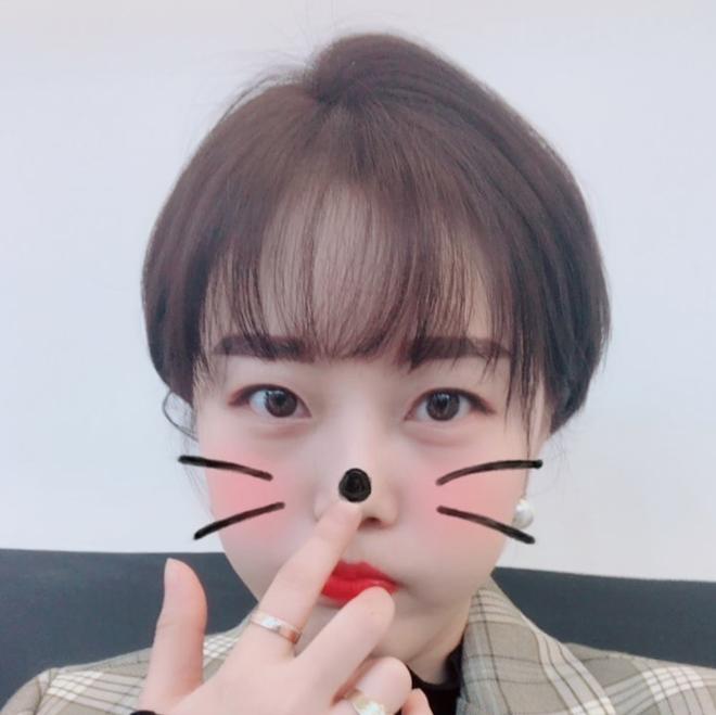 Loạt quý cô Hàn Quốc đã hack tuổi nhờ kiểu tóc tém mái lưa thưa này - Ảnh 11.