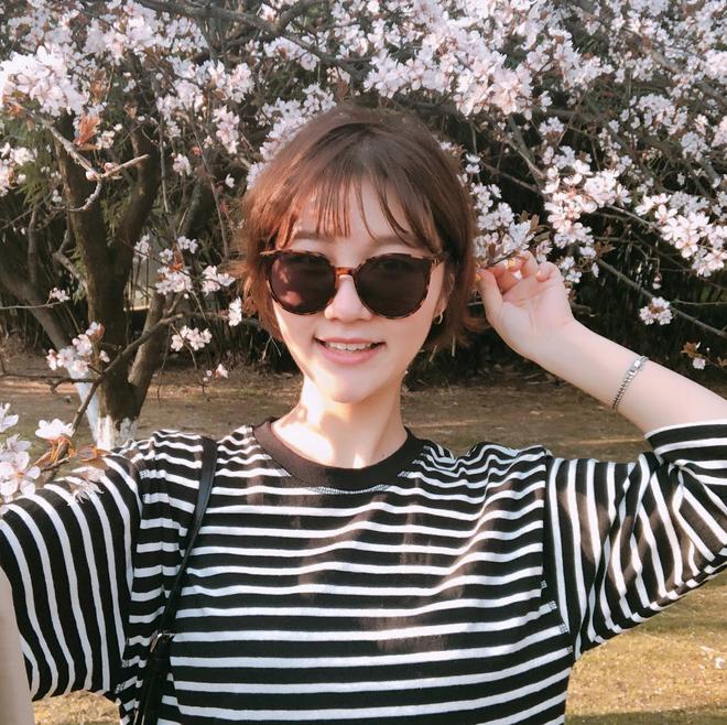 Loạt quý cô Hàn Quốc đã hack tuổi nhờ kiểu tóc tém mái lưa thưa này - Ảnh 3.