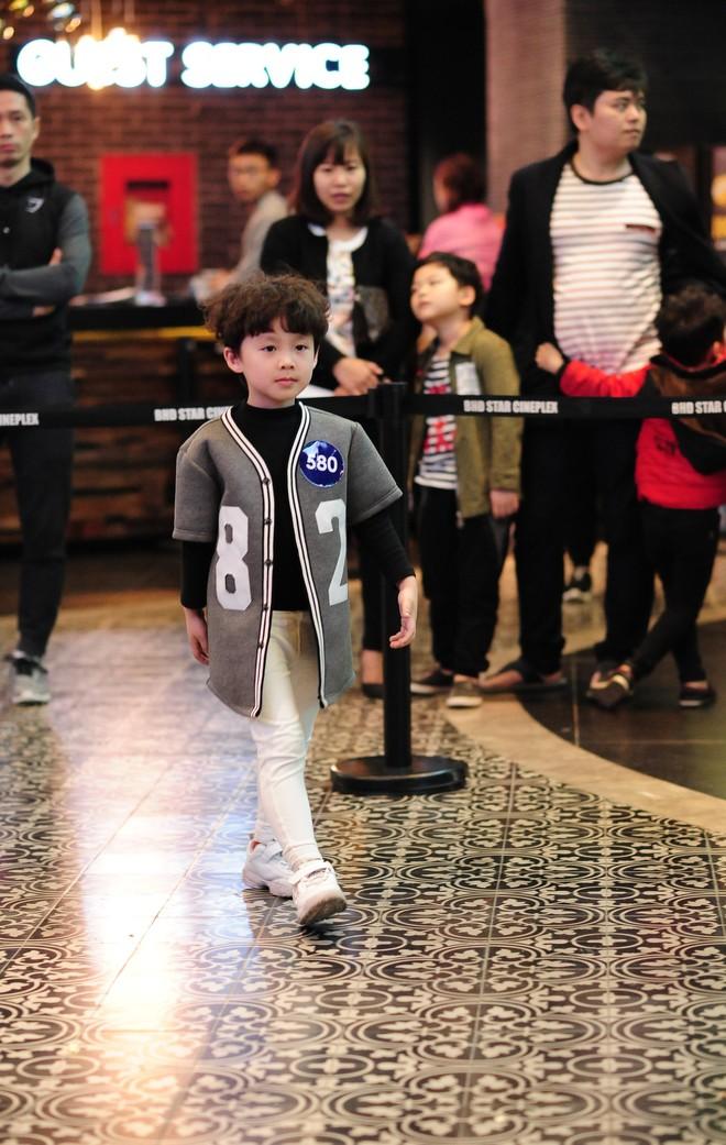 Loạt nhóc tì cực đáng yêu đi casting cho Tuần lễ thời trang trẻ em Việt Nam - Ảnh 8.
