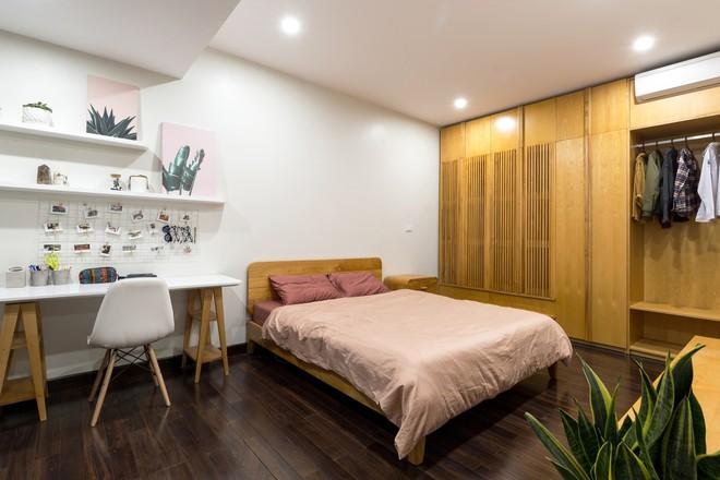 Căn hộ chung cư rộng, nhiều cây và thoáng như nhà vườn dưới mặt đất ở Cầu Giấy, Hà Nội - Ảnh 10.