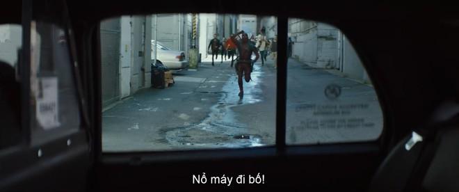Deadpool 2 gây ấn tượng với trailer mới hài hước và bá đạo - Ảnh 2.
