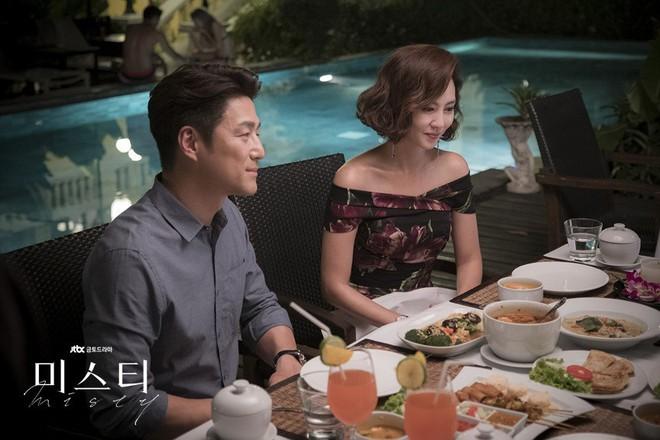 Misty - phim Hàn 19+ phá đảo rating không chỉ nhờ cảnh nóng - Ảnh 3.