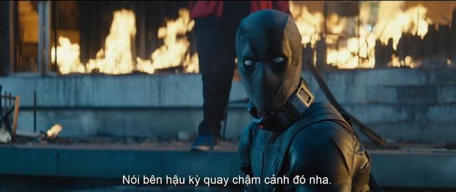 Deadpool 2 gây ấn tượng với trailer mới hài hước và bá đạo - Ảnh 6.