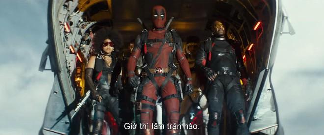 Deadpool 2 gây ấn tượng với trailer mới hài hước và bá đạo - Ảnh 7.