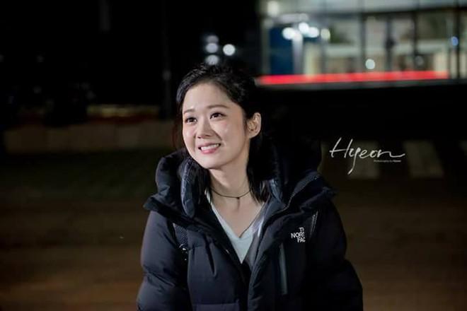 Chắc chắn bạn sẽ phải dụi mắt vài lần nếu biết tuổi thật của nhữngbảo bối nhan sắc U40 tại showbiz Hàn - Ảnh 11.