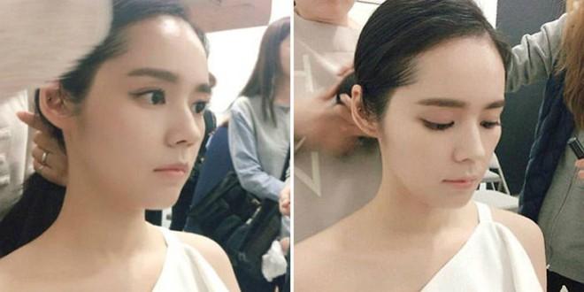 Chắc chắn bạn sẽ phải dụi mắt vài lần nếu biết tuổi thật của nhữngbảo bối nhan sắc U40 tại showbiz Hàn - Ảnh 20.