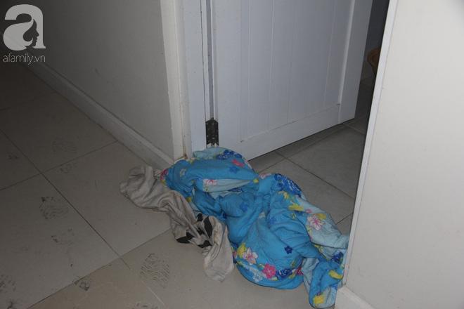 30 giờ sau vụ cháy chung cư Carina: Khung cảnh hoang tàn, người dân được vào nhà tìm những đồ vật còn sót lại - Ảnh 16.