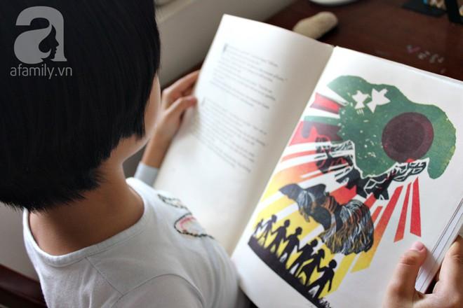 Đây là tất cả những điều tôi đã làm để nuôi dưỡng kĩ năng đọc và tự học khi con vào lớp 1 - Ảnh 2.