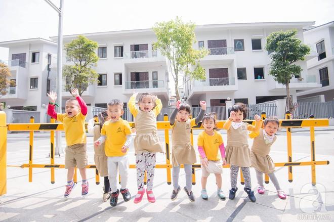 Ngôi trường mẫu giáo ngập tràn nắng và ánh sáng đốn tim bất cứ phụ huynh nào đang tìm trường mẫu giáo cho con - Ảnh 4.