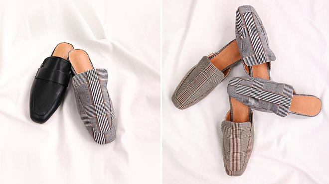 Không phải sneaker hay cao gót lênh khênh, giày khuyết gót là món đồ nàng công sở cần sắm ngay trong hè này - Ảnh 23.