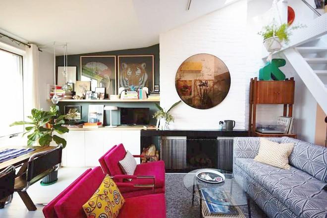 Diện tích nhà đôi khi sẽ chẳng còn quan trọng nếu bạn được sống ở một nơi xinh đẹp, hài hòa như căn hộ này - Ảnh 3.