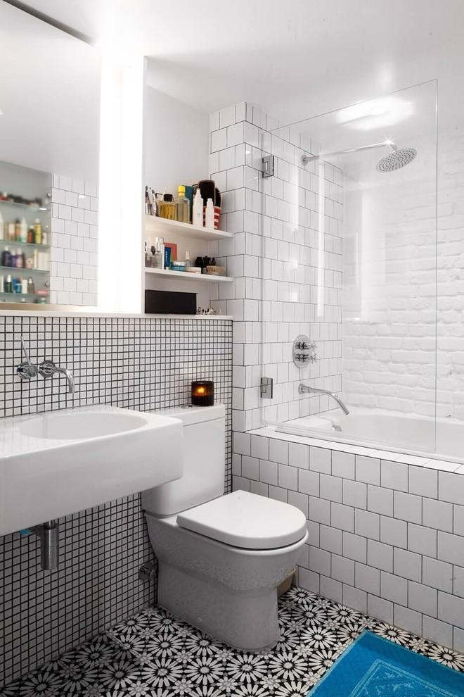 Diện tích nhà đôi khi sẽ chẳng còn quan trọng nếu bạn được sống ở một nơi xinh đẹp, hài hòa như căn hộ này - Ảnh 11.