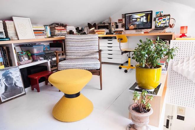 Diện tích nhà đôi khi sẽ chẳng còn quan trọng nếu bạn được sống ở một nơi xinh đẹp, hài hòa như căn hộ này - Ảnh 9.