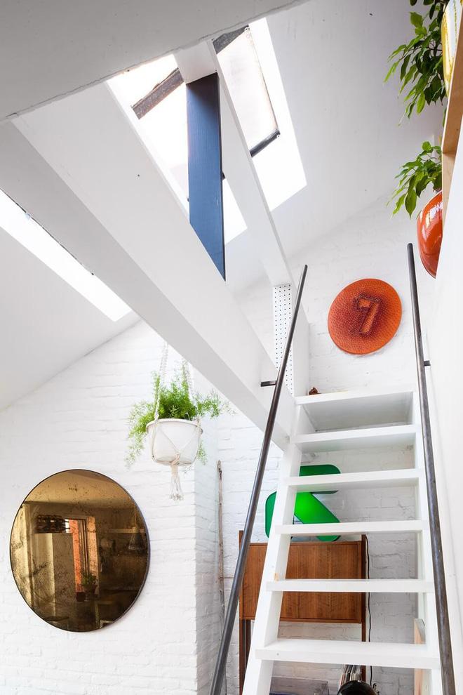 Diện tích nhà đôi khi sẽ chẳng còn quan trọng nếu bạn được sống ở một nơi xinh đẹp, hài hòa như căn hộ này - Ảnh 7.