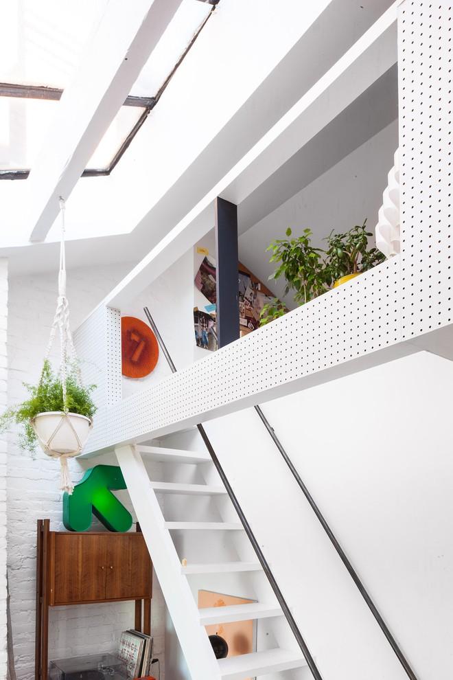 Diện tích nhà đôi khi sẽ chẳng còn quan trọng nếu bạn được sống ở một nơi xinh đẹp, hài hòa như căn hộ này - Ảnh 8.