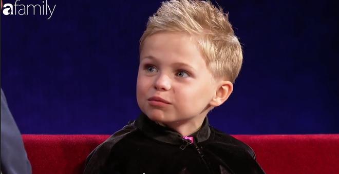 Xuất hiện cậu bé 6 tuổi người Scotland dám cãi tay đôi với MC Steve Harvey
