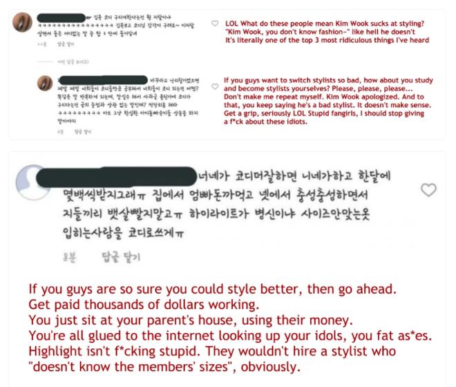 Stylist có tiếng xứ Hàn nhận đủ gạch vì phát ngôn: Nhìn thấy nam giới makeup là buồn nôn - Ảnh 5.