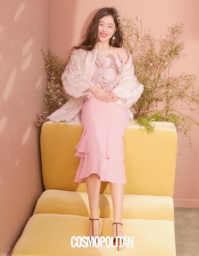 Bạn có biết: 29/3 là ngày có 3 nữ thần hàng đầu Kim Tae Hee, Irene và Sulli cùng ra đời? - Ảnh 20.