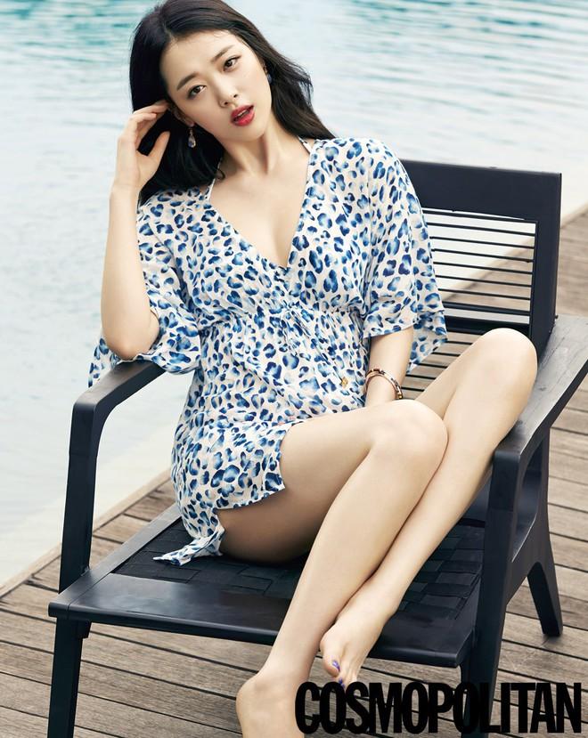 Bạn có biết: 29/3 là ngày có 3 nữ thần hàng đầu Kim Tae Hee, Irene và Sulli cùng ra đời? - Ảnh 21.