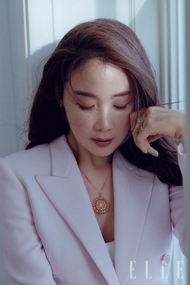 """""""Người đẹp khóc"""" Choi Ji Woo bất ngờ thông báo lên xe hoa vào ngày hôm nay - Ảnh 4."""