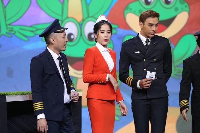 Trường Giang, Nam Em đá xoáy vào nỗi đau tình cảm của Trương Thế Vinh  - Ảnh 9.