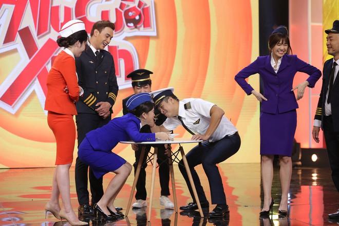 Trường Giang, Nam Em đá xoáy vào nỗi đau tình cảm của Trương Thế Vinh  - Ảnh 6.