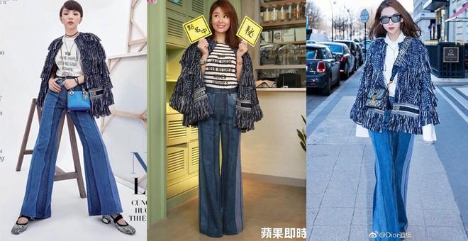 Đọ nguyên một cây giẻ lau của Dior với Lâm Tâm Như, Tóc Tiên ăn đứt vẻ thời thương, còn Angela Baby thì khí chất miễn chê - Ảnh 1.