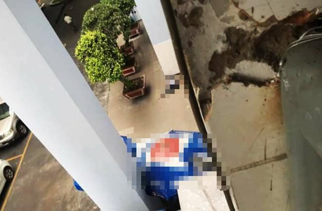 Một nữ sinh viên ĐH Công nghiệp TP.HCM tử vong nghi do nhảy lầu - ảnh 1