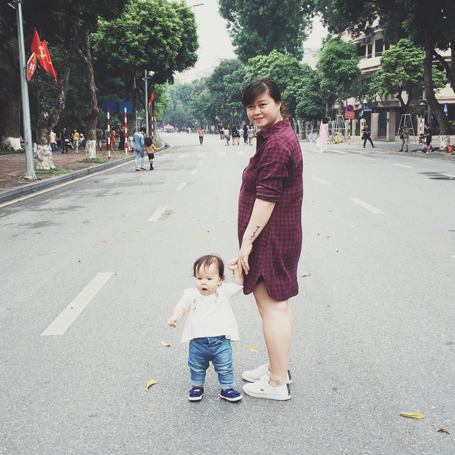 Từng bị trầm cảm vì béo, mẹ 1 con quyết thay đổi, giảm 45 cm vòng bụng, chồng đi công tác về không nhận ra - Ảnh 5.