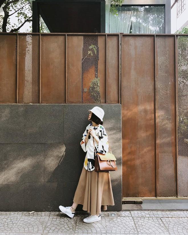 Vừa lên kệ, họa tiết mảng màu của H&M Studio đã được chưng diện toàn cầu, cánh fashionista Việt nào có kém cạnh - Ảnh 4.