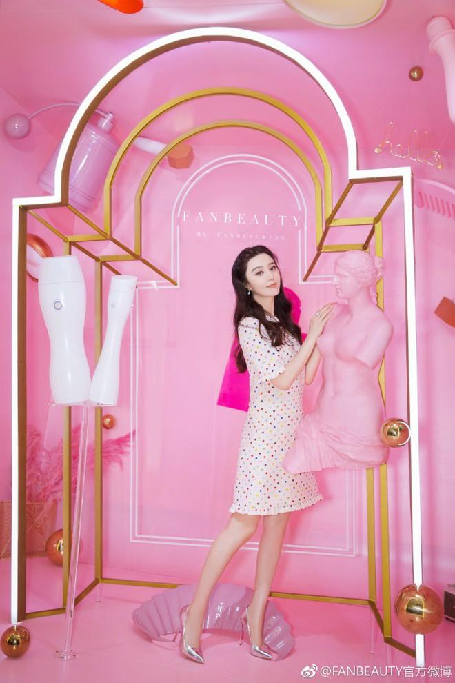 Hết làm beauty blogger, giờ Phạm Băng Băng đã chuyển luôn sang kinh doanh mỹ phẩm và kính mắt - Ảnh 4.