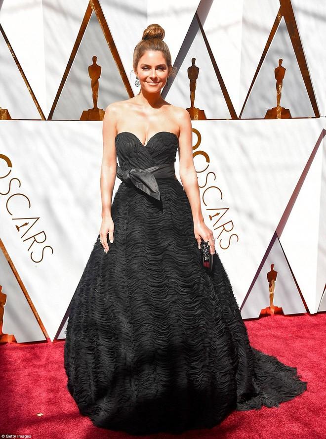 Thảm đỏ Oscar 2018: Cuộc chiến sắc đẹp giữa các nữ thần nhan sắc hàng đầu Hollywood - Ảnh 3.
