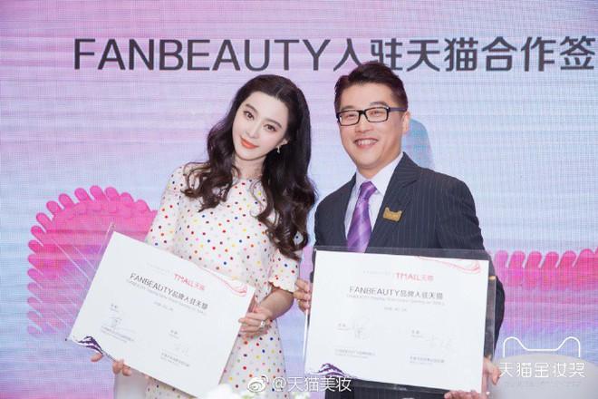 Hết làm beauty blogger, giờ Phạm Băng Băng đã chuyển luôn sang kinh doanh mỹ phẩm và kính mắt - Ảnh 1.