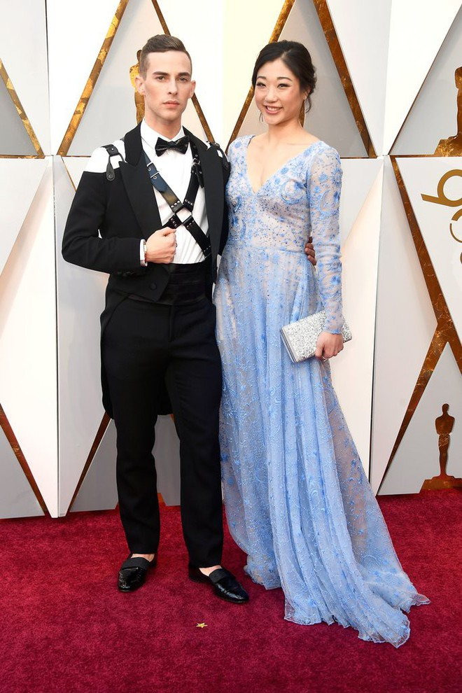 Thảm đỏ Oscar 2018: Cuộc chiến sắc đẹp giữa các nữ thần nhan sắc hàng đầu Hollywood - Ảnh 11.