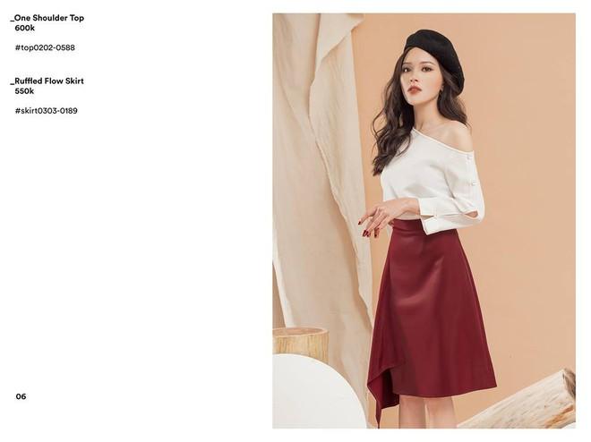 Vô vàn những thiết kế váy áo xinh xắn giá chưa quá 900 ngàn để các nàng diện thật xinh trong ngày 8/3 - Ảnh 13.