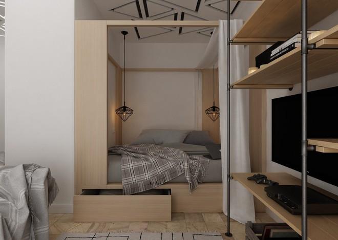 Ngắm hai căn hộ này để thấy: nhỏ nhưng có gu thì vẫn chất ngời ngời - Ảnh 11.