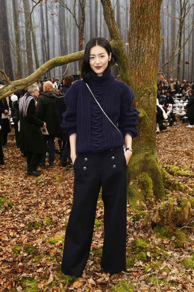 Có show nào xôm hơn Chanel: Dàn sao hot Hoa-Hàn-Thái hội tụ, cùng lạc lối trong khu rừng mùa thu - Ảnh 15.